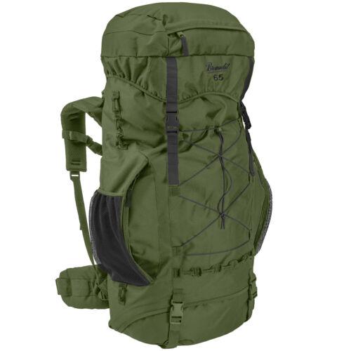 Brandit Aviator 65L Waterproof Backpack Aluminium Frame Hunting Bergen Olive