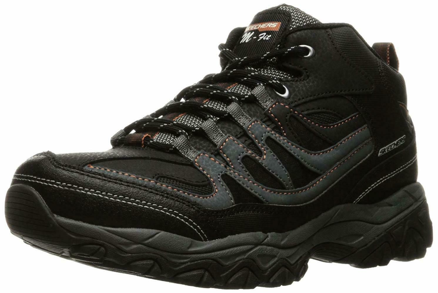 Skechers Sport Homme Afterburn M. Fit Mi-haute Turnchaussures-Choisir Taille Couleur