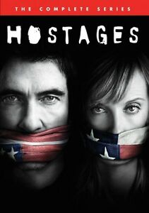 Hostages-Complete-Series-3-Discs-2013-Toni-Collette-Dylan-McDermott