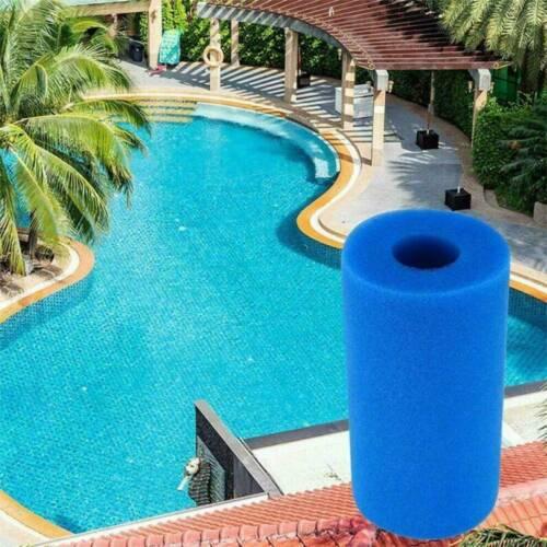 Reusable Washable Swimming Pool Filter Foam Sponge Cartridge For Intex Type A US