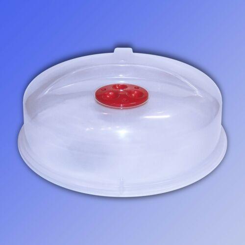 Alpina® Mikrowellenhaube mit Lüftungsventil Abdeckhaube Aufwärmen in Mikrowelle