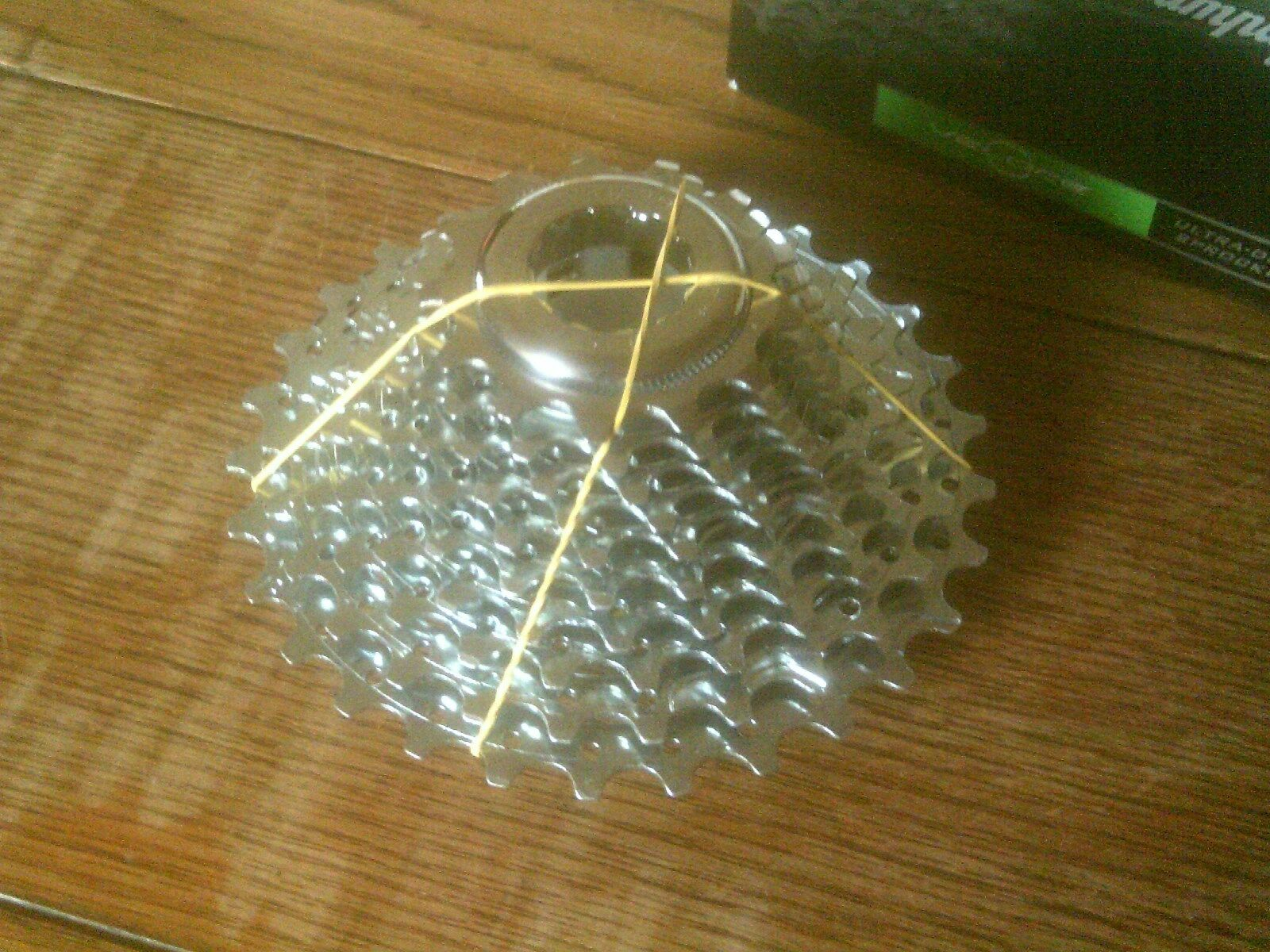 CAMPAGNOLO VELOCE UD 10 SPEED 13-29 TOOTH CASSETTE