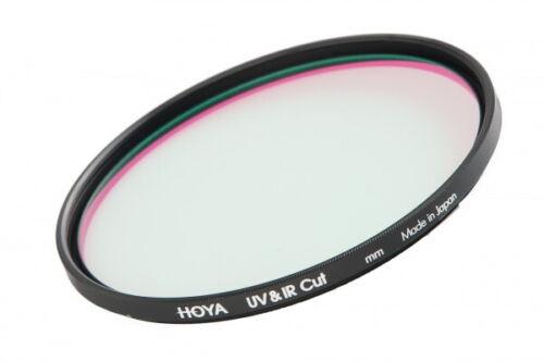 72 55 58 62 77mm 67 original filtro objetivamente Hoya UV-ir cut filtro 52