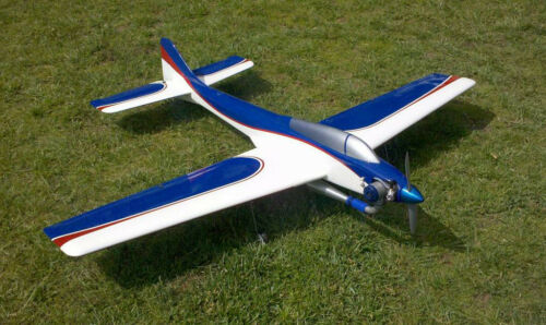 Dirty Birdy 60 Sport and Pattern Plane Plans, Templates and Instructions 64ws