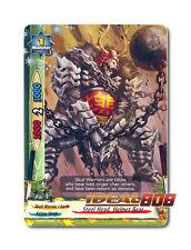 Buddyfight x 4 Steel Head, Helmet Bear - BT02/0096EN (C) Common Mint Future Card