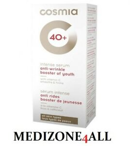 Cosmia 40 Anti Wrinkle Booster Of Youth With Vitamic C 30ml Free
