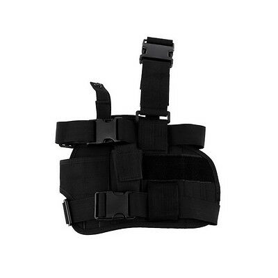 Practical Airsoft Military Tactical Pistol Drop Leg Thigh Holster Pouch YQ
