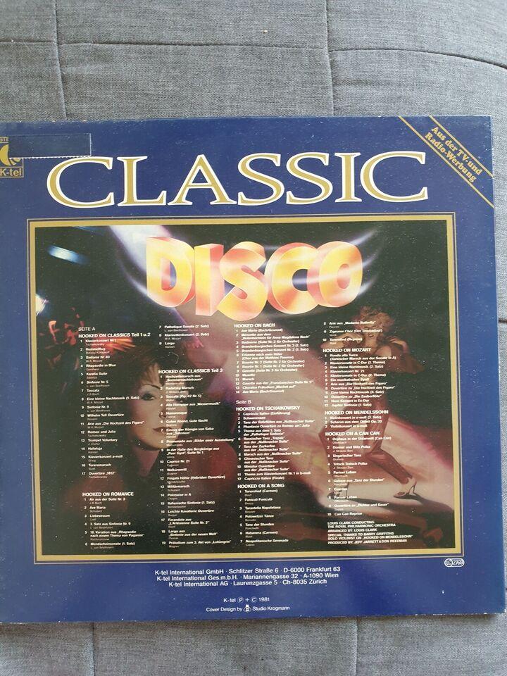 LP, Diverse, Classic Disco