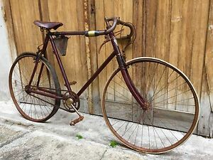 velo course griffon ancien 1910 bicycle vintage racing bicycle no herse ebay. Black Bedroom Furniture Sets. Home Design Ideas