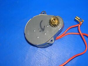 Details about Sears, Amana & Whirlpool ice maker DRIVE MOTOR 627739 for  electro-mech icemaker