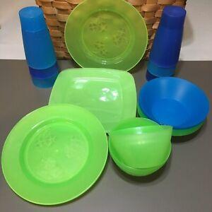 Plastic Picnic Bowls Home Decorating