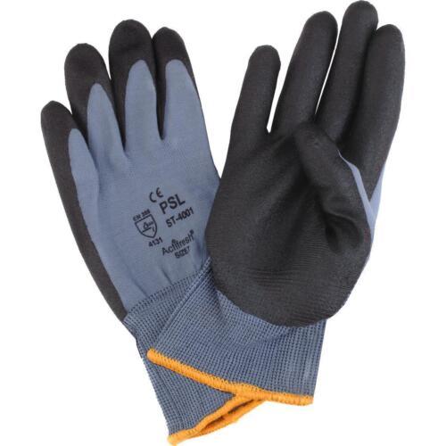 Connex Handschuhe Universal grau Größe 10