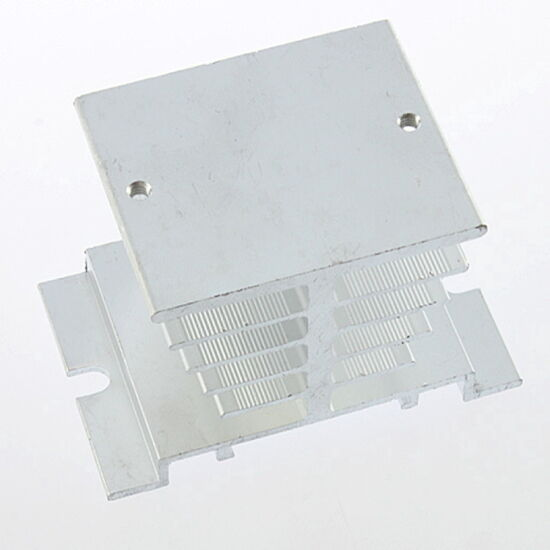 New Aluminum Heat Sink For Solid State Relay SSR Small Type Heat Dissipation SY