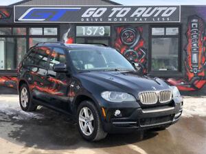 2010 BMW X5 35d xDrive SUV - Nav, camera, 7 passenger, Low Kms!!