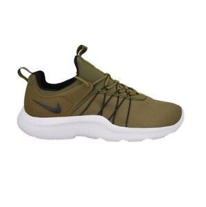 f1e95f17de1 ... where can i buy image is loading mens nike darwin olive textile running  trainers 819803 f848b