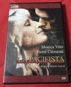 La-Pacifista-DVD-Monica-Vitti-Pierre-Clementi-Miklos-Jancso