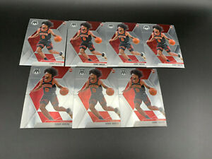 2019-2020-Mosaic-NBA-Basketball-Coby-White-Base-RC-Chicago-Bulls-7-CARD-LOT