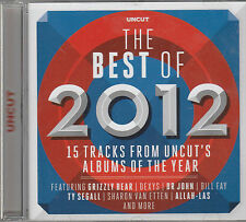 Uncut CD-Ty Segall/Grizzly bear/Dexys/Dr John/Goat/Pond/Field Music/Allah-Las
