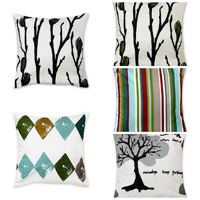 Story@Home Premium Printed Cushion Cover set of 5 Pcs