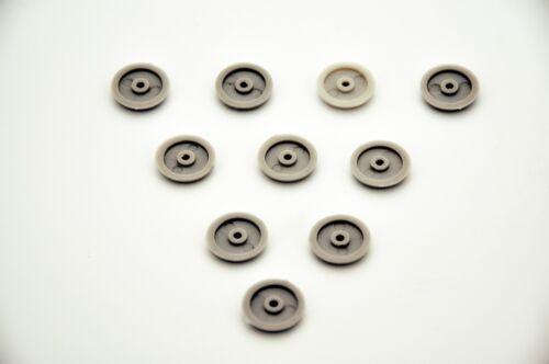 10 MERCEDES-BENZ Seat Belt Buckle Button Holder Stud Retainer Stopper Pin Clip