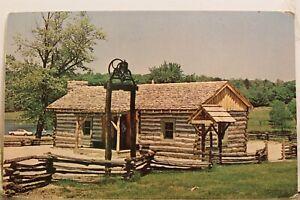 Missouri MO Forsyth Pioneer Homestead Postcard Old Vintage Card View Standard PC
