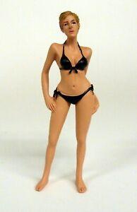 American-Diorama-1-18-Scale-Bikini-Girl-April-Polyresin-figure-model-car-display