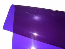 Gobos, Gels, Filters & Lenses 25ft X 4ft 132 Medium Blue Lighting Filter Colour Effects Gel Tv Dj Party Lights