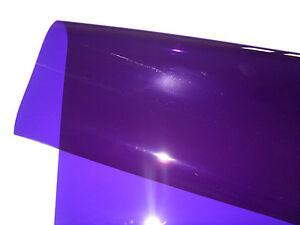 Gobos, Gels, Filters & Lenses Par 56 707 Ultimate Violet Lighting Filter Colour Effects Gel Theatre Dj Lights
