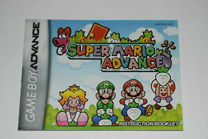 Super-Mario-Advance-Nintendo-Game-Boy-Advance-Video-Game-Manual-Only