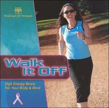 FREE US SHIP. on ANY 2 CDs! NEW CD Various Artists: Walk It Off: Wellness for Wo