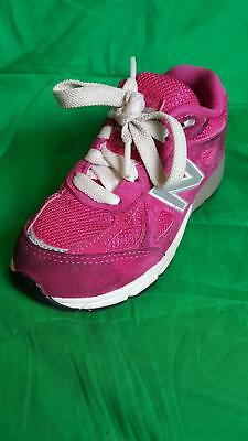 Toddlers New Balance 990 Hot Pink (Size