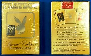 PLAYBOY-034-Special-Edition-2010-034-Playing-Cards-1-Deck-Ships-FREE