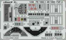 Eduard Zoom FE507 1//48 Hobby Boss F-111E Interior