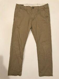 Levi-039-s-34-x-30-Khaki-55688-Khaki-Chino-Twill-Pants