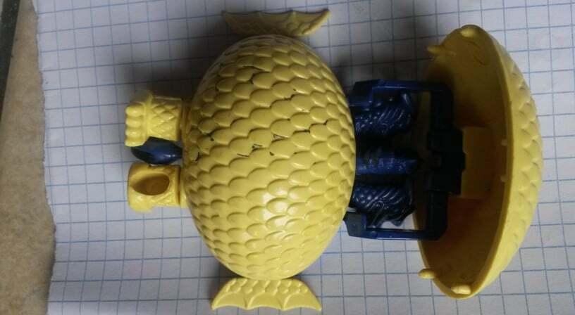DINOSORB HE-MAN FIGURES TOYS MASTERS OF THE UNIVERSE MOTU METEORBS FISH