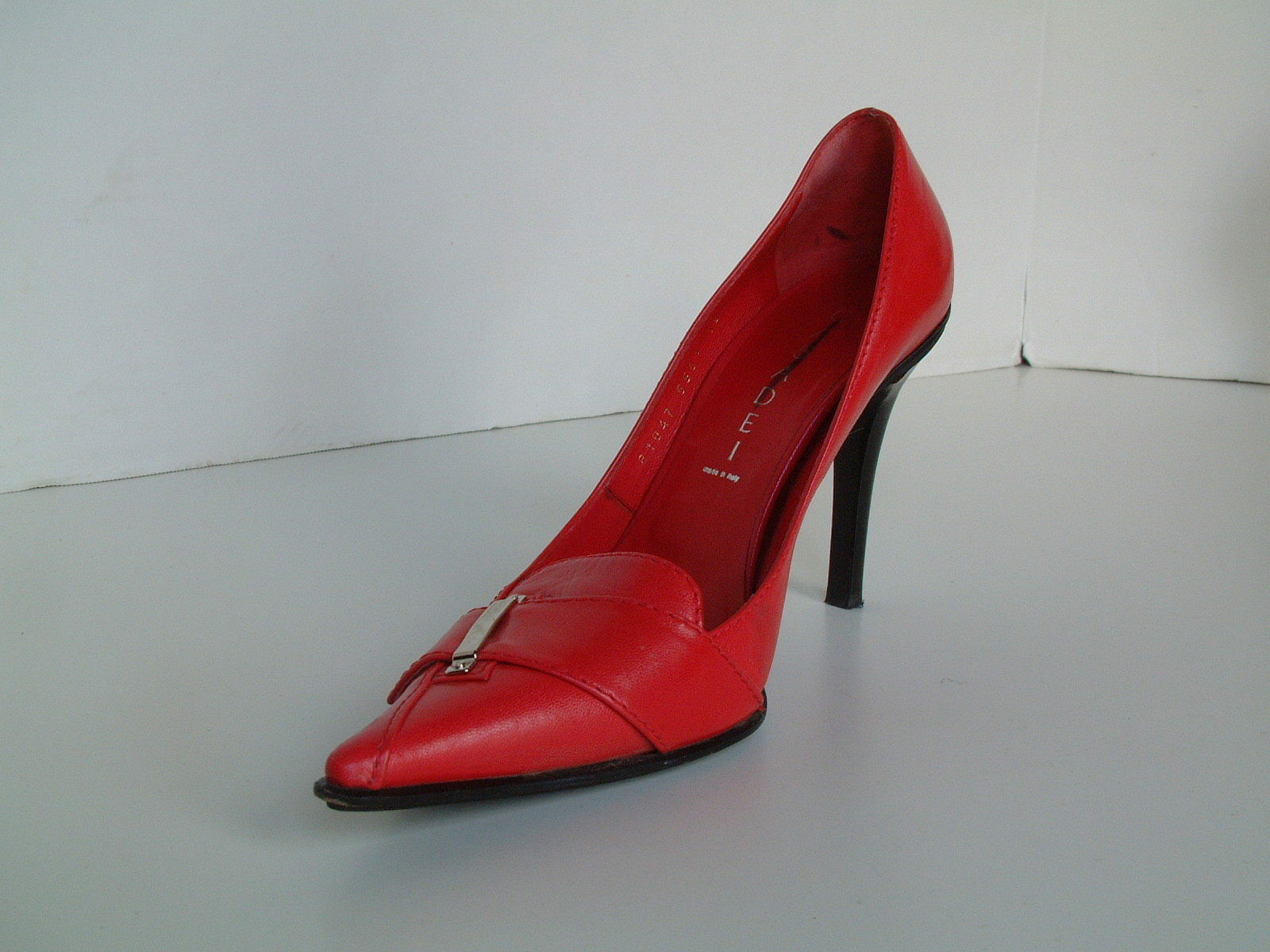 CASADEI leather leather CASADEI pumps Size 7½ Orig.Price  625 b58d3b