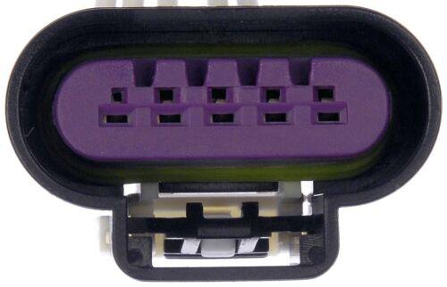 Mass Air Flow Sensor Connector Dorman 645-500