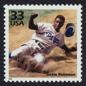 #3186c 32c Jackie Robinson, Nuevo Cualquier 5=