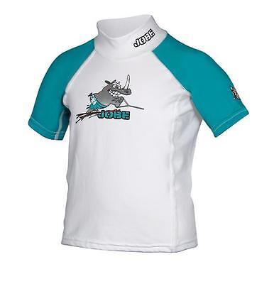 Jobe Lycra Rash Guard Kinder T-shirt Kleinkind Shirt Hemd Schwimmen Baden Surfen Verkaufspreis