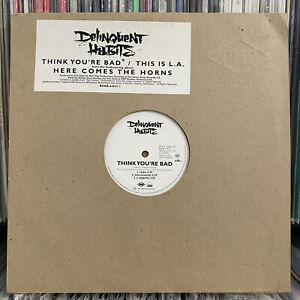 DELINQUENT-HABITS-THINK-YOU-039-RE-BAD-THIS-IS-L-A-12-034-1997-RARE