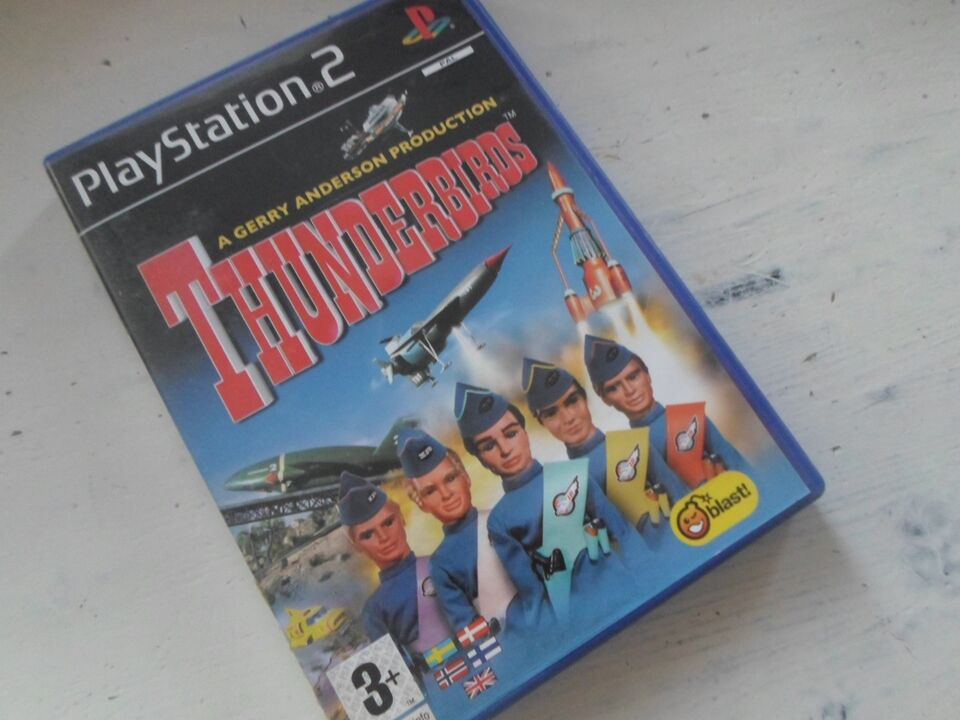 Thunderbirds, PS2