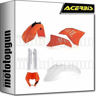 Acerbis Full Plastic Kit Original 10 for KTM 300 XC 2008-2010