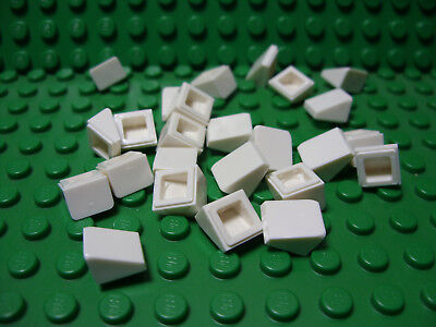 """** 25 CT LOT ** Lego NEW trans purple 1 x 1 /""""cheese/"""" slope pieces  Lot of 25"""
