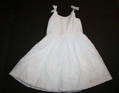 Gymboree NWT White Tulle Fancy Dress Flower Girl Wedding Easter