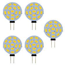 5X 3W G4 LED Stecklampe Birne Leuchtmittel Energiespar Lampe DC 12V Warmweiß
