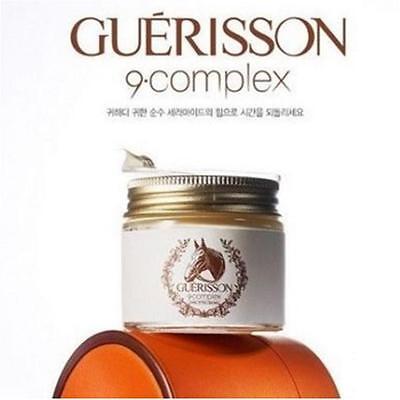 [GUERISSON 9 Complex] Horse Oil Cream 70g Whitening/Anti-wrinkle/Scar Cream XG