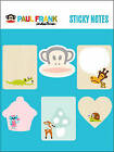 Paul Frank Sticky Notes by Paul Frank (Novelty book, 2009)