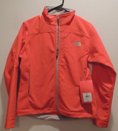 Spicy Orange Shell femmes W New Soft Veste pour Face Med Apex Caroleena North tags 7Fgg4wPq