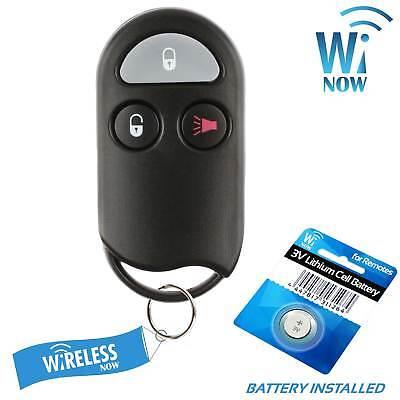 2 Car Key Fob Keyless Entry Remote For 1995 1996 1997 1998 1999 Nissan Sentra