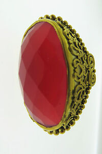 Sajen-Bronze-by-Marianna-and-Richard-Jacobs-Oval-Pink-Quartz-Ring